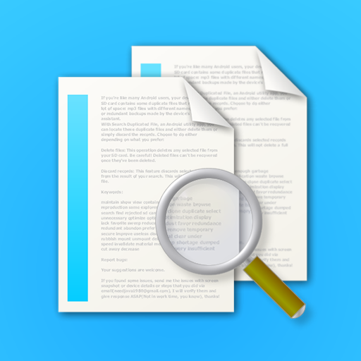 Search Duplicate File (SDF Pro) APK Cracked Download