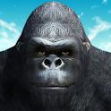 Skater Ape 3D icon