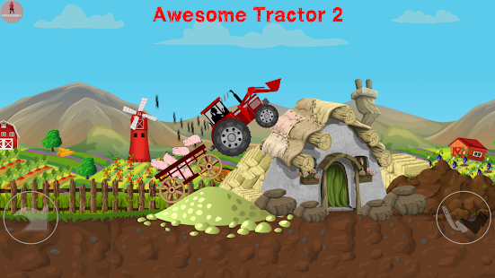 Awesome Tractor 2 Screenshot