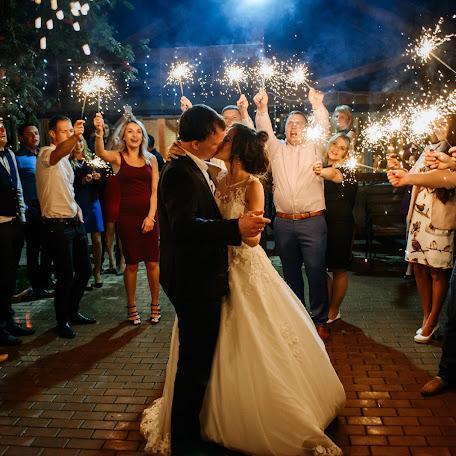 Wedding photographer Aleksandr Glazunov (AlexandrN). Photo of 29.10.2017