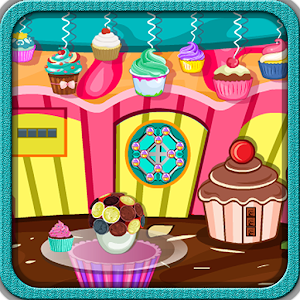 Escape Games-Cupcakes House for PC and MAC