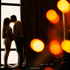 Wedding photographer Anna Samarskaya (NUTA21). Photo of 08.01.2018
