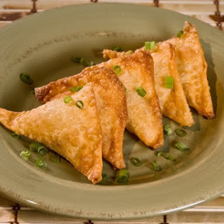 Sadie's Crab Rangoon