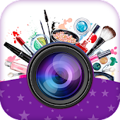 Magic Face Beauty Makeup Camera & Photo Editor Icon