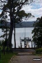 Photo: Nahani moored off Marion's vineyard