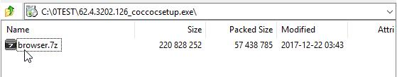 Open browser.7z