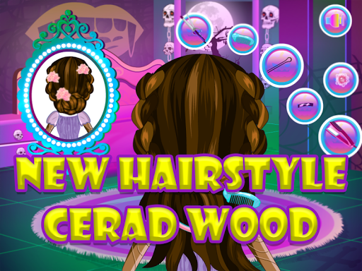 New dressup Cedar Wood