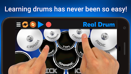 App Real Drum - The Best Drum Sim APK for Windows Phone