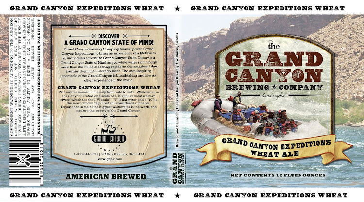 Logo of Grand Canyon Expedtions Wheat Ale