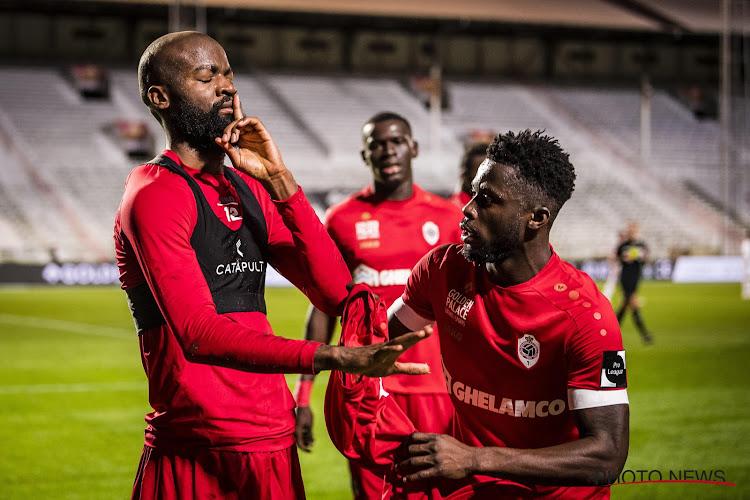 Opvallende vaststelling na het doelpunt van Didier Lamkel Zé gisteren!