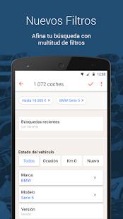 Coches.net - Compraventa de Coches de Ocasión - náhled