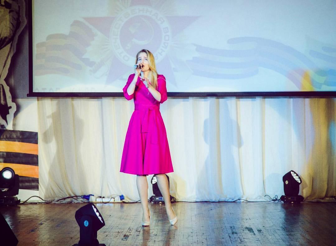 Любовь Жарикова в Самаре
