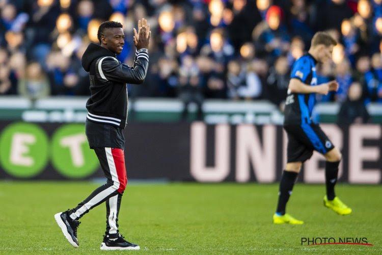 Le Standard toujours sur la piste d'un ancien buteur du FC Bruges ?