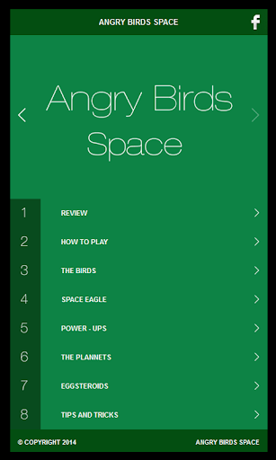 Guide For Angry Birds Space