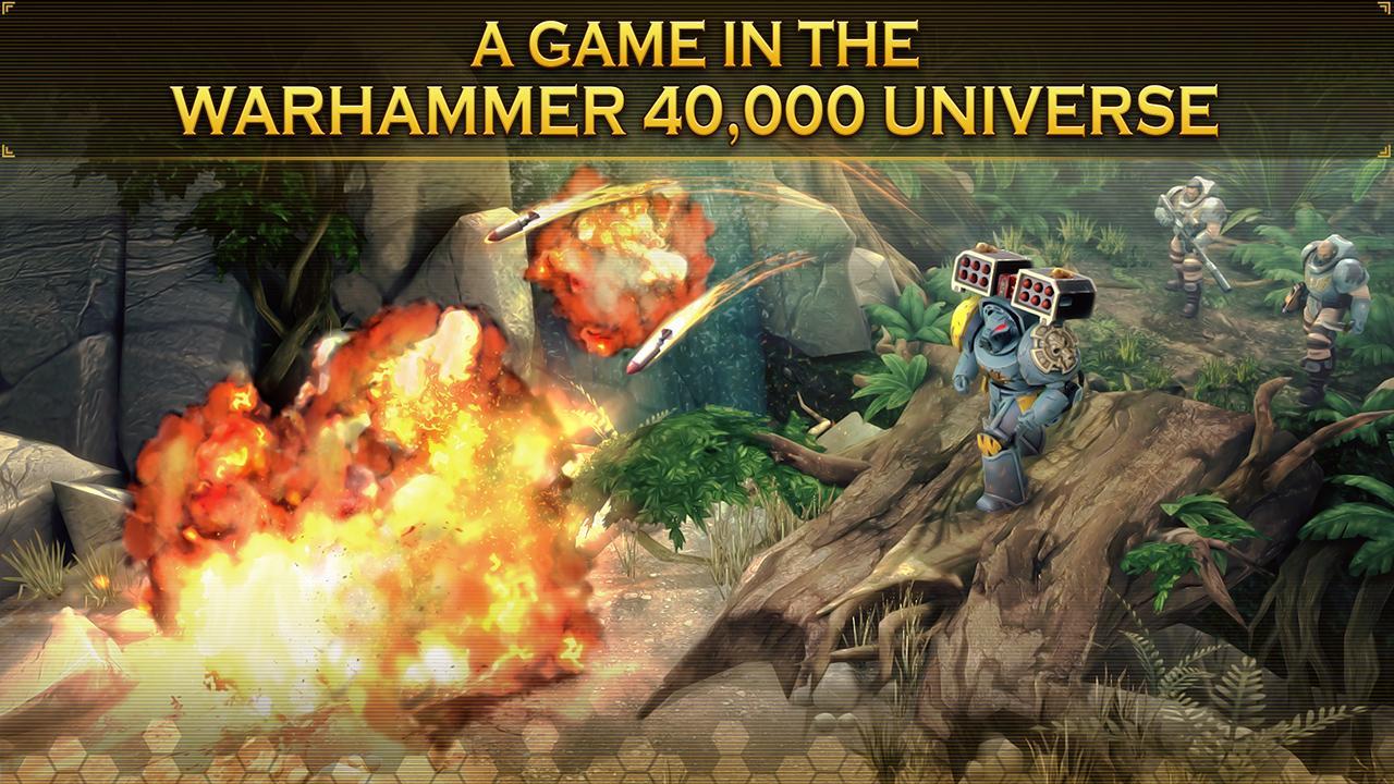 Warhammer 40,000: Space Wolf- screenshot