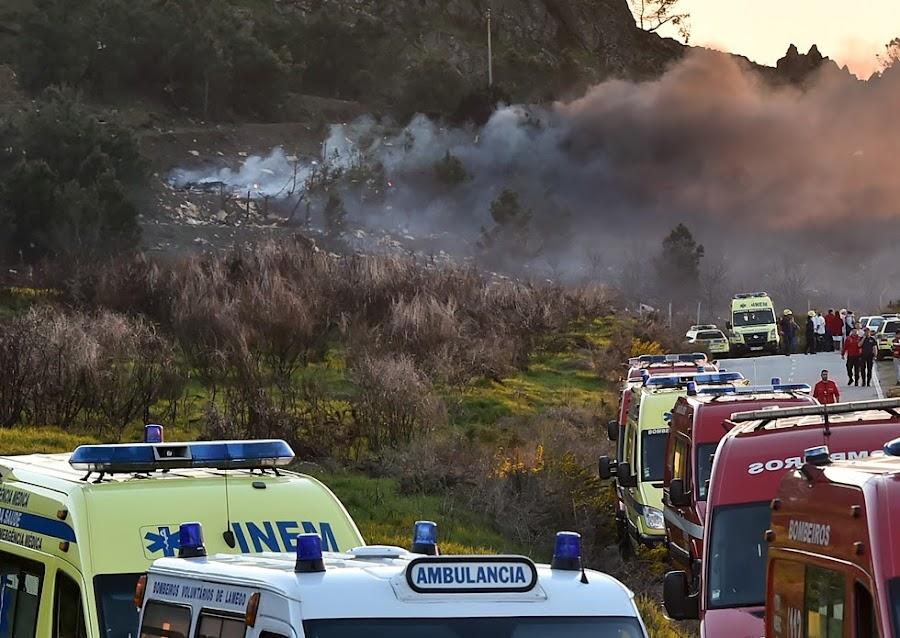 Corpos de seis vítimas da explosão começam a ser analisados