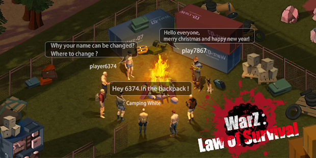 WarZ: Law of Survival - náhled