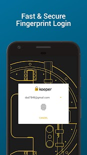 Keeper Password Manager- screenshot thumbnail