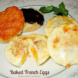 French Egg Dishes Recipes.