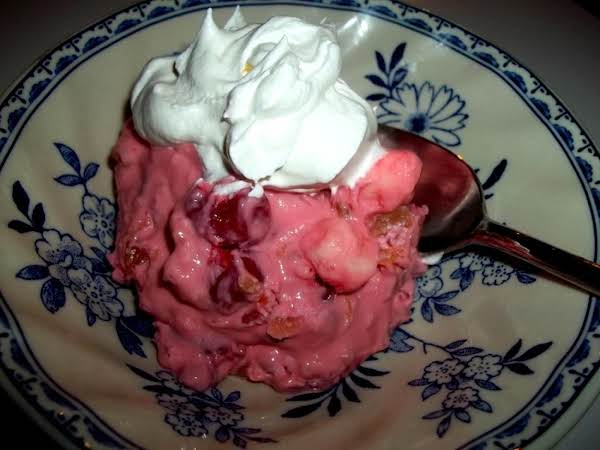 Grams Cherry / Pineapple Fluff Recipe