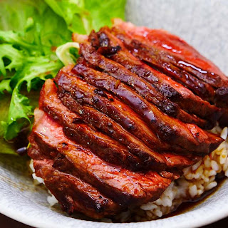 Steak Rice Bowl Recipes.