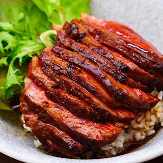 Japanese Rice Bowl Recipes.