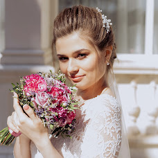 Wedding photographer Ekaterina Klimenko (kliim9katyaWD2). Photo of 19.04.2018