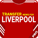 Transfer News for Liverpool Pro icon
