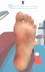 Foot Clinic ASMR Feet Care apk 3