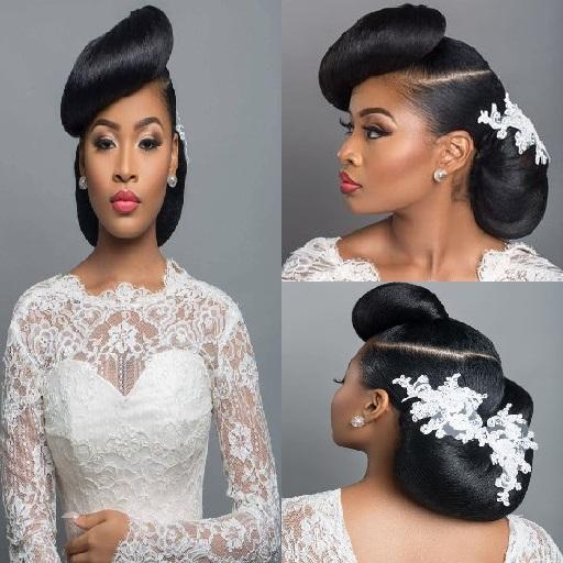 9ja Bridal Hairstyle & Makeup. 4.6.2 screenshots 2