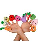 Buy Finger Puppets for Kids online at affordable price
