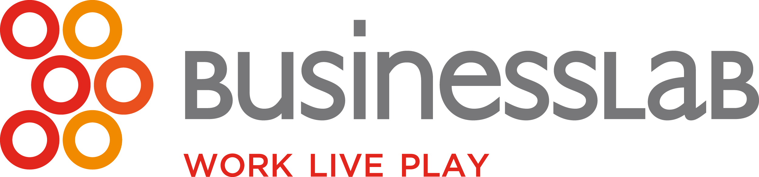 Businesslab logo Work Live Play