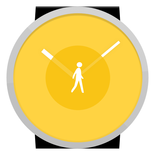 COLOR WALK WATCH FACE [無料] 個人化 App LOGO-APP開箱王