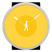 COLOR WALK WATCH FACE [Free]
