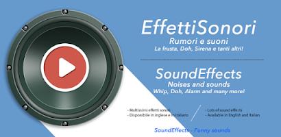 Sound Effects - Android app on AppBrain