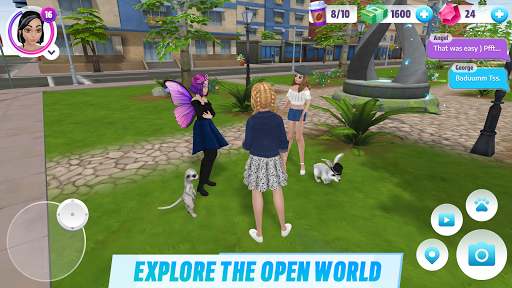 Virtual Sim Story screenshot 8