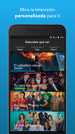 Tvify - TDT España Gratis Juegos (apk) descarga gratuita para Android/PC/Windows screenshot