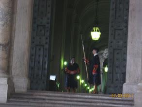 Photo: солдаты Ватикана