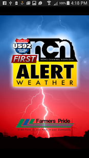 US92 NCN First Alert Weather- screenshot thumbnail