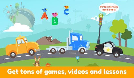 Car City World: Little Kids Play Watch TV & Learn 1.2.0 screenshots 8