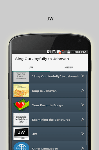 sing to jehovah pdf download