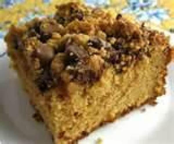 Peanut Butter Crunch Cake Recipe