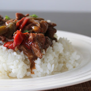 Slow Cooker Green Pepper Steak Recipes