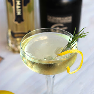 Fancy Prosecco Cocktail