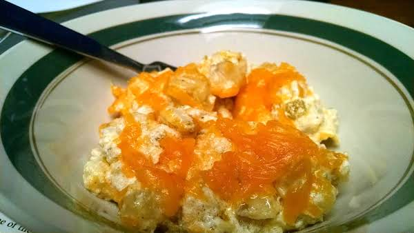 Mother's Hominy Bake
