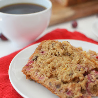 Cranberry Orange Ginger Bread