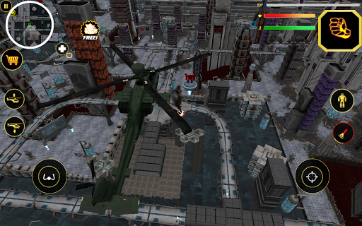 Robot City Battle apktram screenshots 6