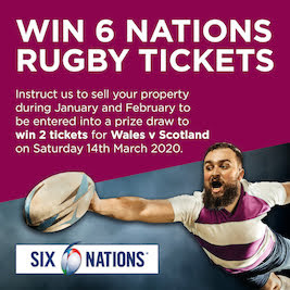 6 Nations tickets up for grabs