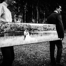 Wedding photographer Roman Karlyak (4Kproduction). Photo of 03.08.2018