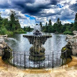 by Abdul Rehman - City,  Street & Park  Fountains (  )